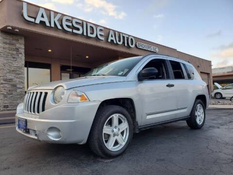 2010 Jeep Compass for sale at Lakeside Auto Brokers Inc. in Colorado Springs CO
