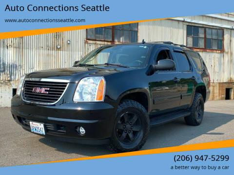 2013 GMC Yukon for sale at Auto Connections Seattle in Seattle WA