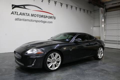 2011 Jaguar XK for sale at Atlanta Motorsports in Roswell GA