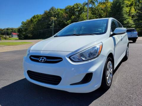 2015 Hyundai Accent for sale at A & R Autos in Piney Flats TN