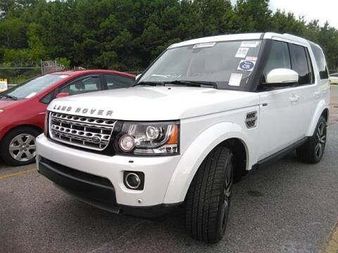 2014 Land Rover LR4 for sale at Cross Automotive in Carrollton GA