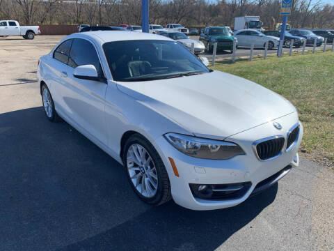 2016 BMW 2 Series for sale at Ol Mac Motors in Topeka KS