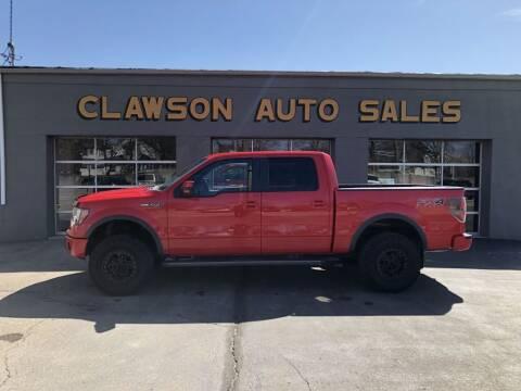 2012 Ford F-150 for sale at Clawson Auto Sales in Clawson MI