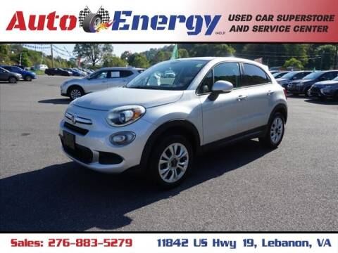 2016 FIAT 500X for sale at Auto Energy in Lebanon VA