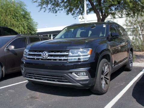 2019 Volkswagen Atlas for sale at CarFinancer.com in Peoria AZ