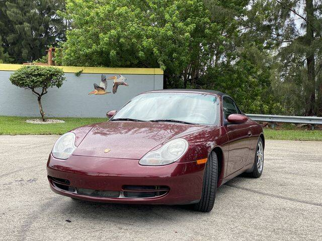 2000 Porsche 911 for sale at Exclusive Impex Inc in Davie FL