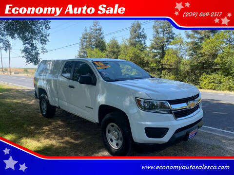 2016 Chevrolet Colorado for sale at Economy Auto Sale in Modesto CA