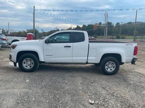2018 Chevrolet Colorado for sale at Upstate Auto Sales Inc. in Pittstown NY