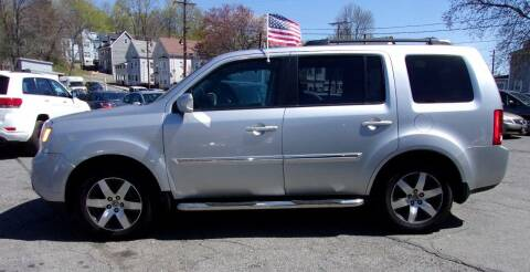2011 Honda Pilot for sale at Top Line Import of Methuen in Methuen MA