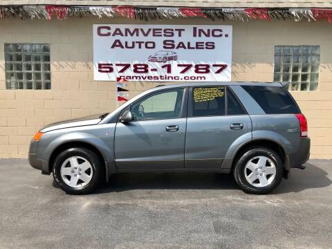 2005 Saturn Vue for sale at Camvest Inc. Auto Sales in Depew NY