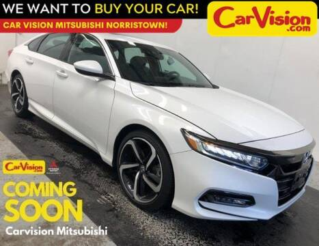 2019 Honda Accord for sale at Car Vision Mitsubishi Norristown in Norristown PA