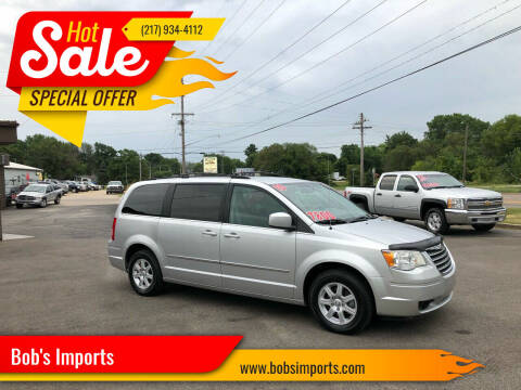 2010 Chrysler Town and Country for sale at Bob's Imports in Clinton IL