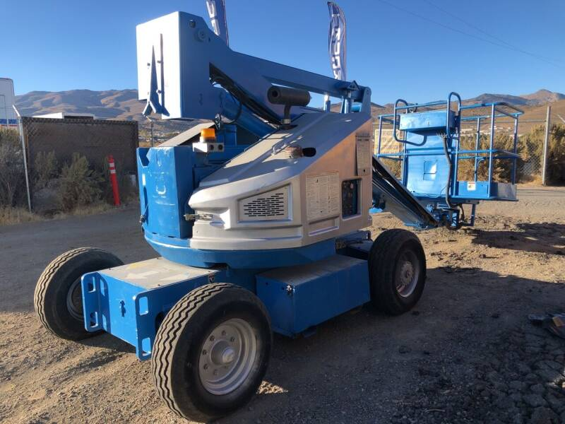 1997 GENIE GENIE INDUSTRIE for sale at Brand X Inc. in Mound House NV