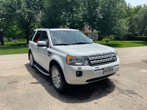 2011 Land Rover LR2 for sale at CARWIN MOTORS in Katy TX