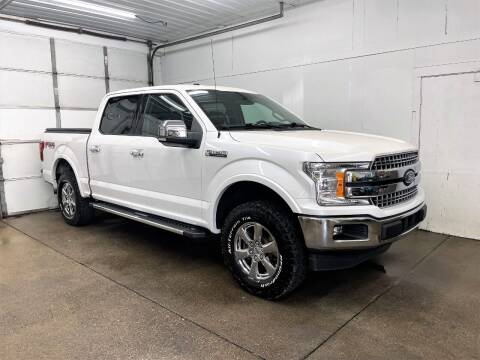 2018 Ford F-150 for sale at PARKWAY AUTO in Hudsonville MI