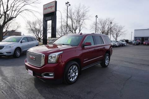 2017 GMC Yukon for sale at Ideal Wheels in Sioux City IA