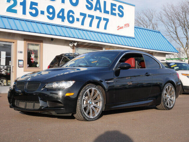 2013 BMW M3 for sale at B & D Auto Sales Inc. in Fairless Hills PA