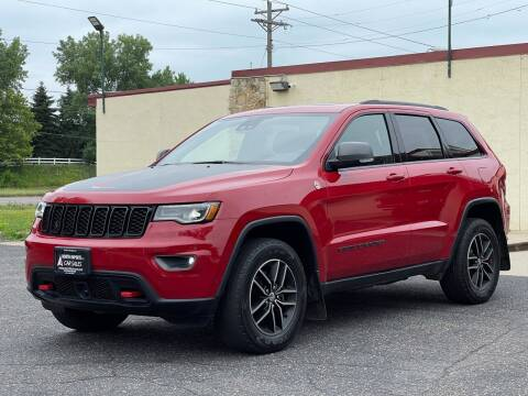 2017 Jeep Grand Cherokee for sale at North Imports LLC in Burnsville MN