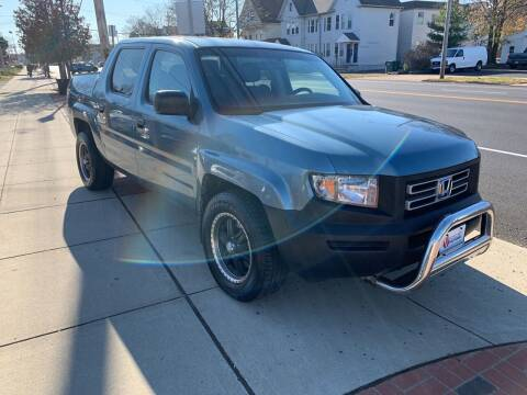 2008 Honda Ridgeline for sale at Viscuso Motors in Hamden CT