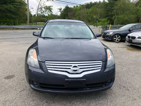 2008 Nissan Altima for sale at Royal Crest Motors in Haverhill MA