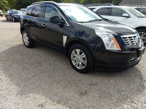 2014 Cadillac SRX for sale at Economy Motors in Muncie IN