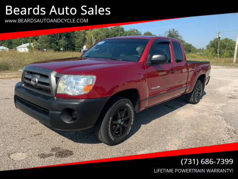 2008 Toyota Tacoma for sale at Beards Auto Sales in Milan TN