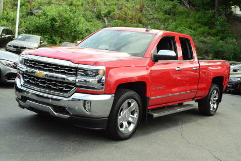 2017 Chevrolet Silverado 1500 for sale at Automall Collection in Peabody MA