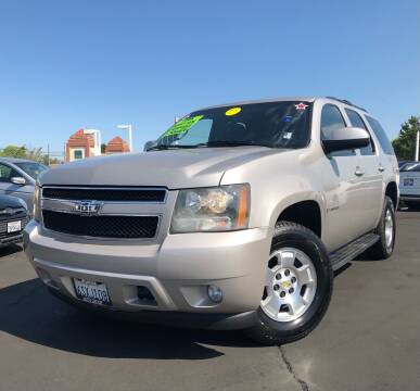 2009 Chevrolet Tahoe for sale at LUGO AUTO GROUP in Sacramento CA