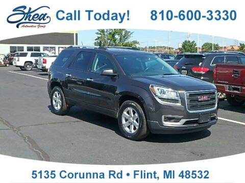 2016 GMC Acadia for sale at Jamie Sells Cars 810 in Flint MI