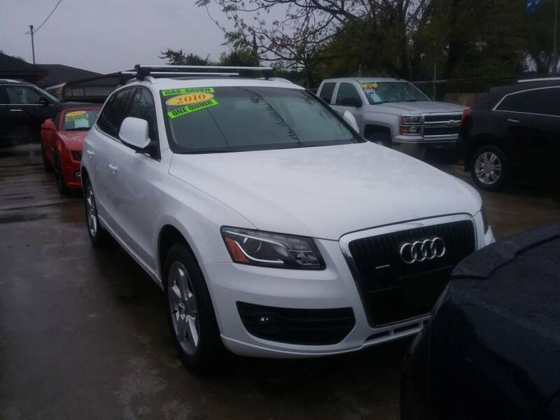 2010 Audi Q5 for sale at Express AutoPlex in Brownsville TX