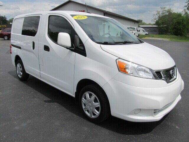 2019 Nissan NV200 for sale at Thompson Motors LLC in Attica NY