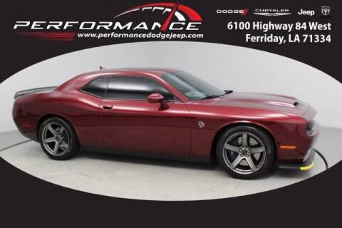 2020 Dodge Challenger for sale at Auto Group South - Performance Dodge Chrysler Jeep in Ferriday LA
