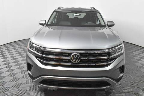 2021 Volkswagen Atlas for sale at Southern Auto Solutions-Jim Ellis Volkswagen Atlan in Marietta GA