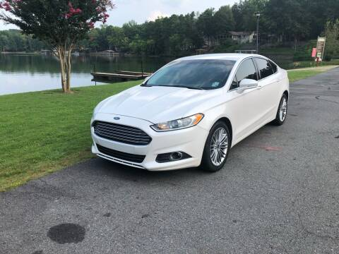 2014 Ford Fusion for sale at Village Wholesale in Hot Springs Village AR
