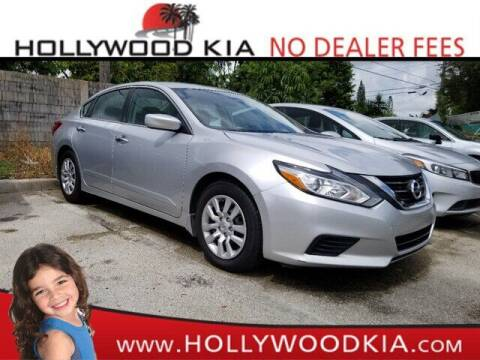 2016 Nissan Altima for sale at JumboAutoGroup.com in Hollywood FL