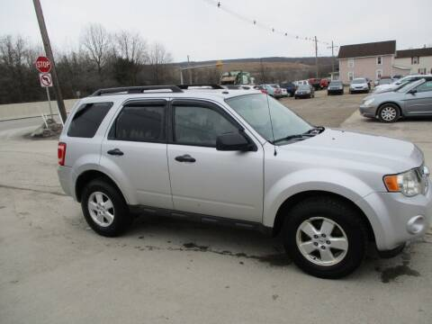2009 Ford Escape for sale at ROUTE 119 AUTO SALES & SVC in Homer City PA