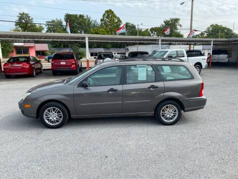 2006 Ford Focus for sale at Lewis Used Cars in Elizabethton TN