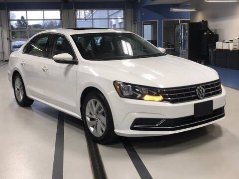 2018 Volkswagen Passat for sale at Simply Better Auto in Troy NY