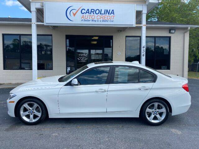 2013 BMW 3 Series for sale at Carolina Auto Credit in Youngsville NC