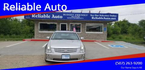 2006 Cadillac STS for sale at Reliable Auto in Cannon Falls MN