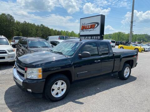 2009 Chevrolet Silverado 1500 for sale at Billy Ballew Motorsports in Dawsonville GA