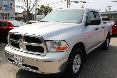 2009 Dodge Ram Pickup 1500 for sale at Grasso's Auto Sales in Providence RI