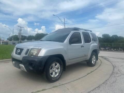 2011 Nissan Xterra for sale at Xtreme Auto Mart LLC in Kansas City MO