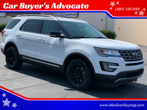 2017 Ford Explorer for sale at Car Buyer's Advocate in Phoenix AZ