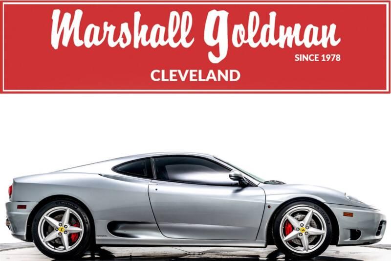 2000 Ferrari 360 Modena for sale in Cleveland, OH