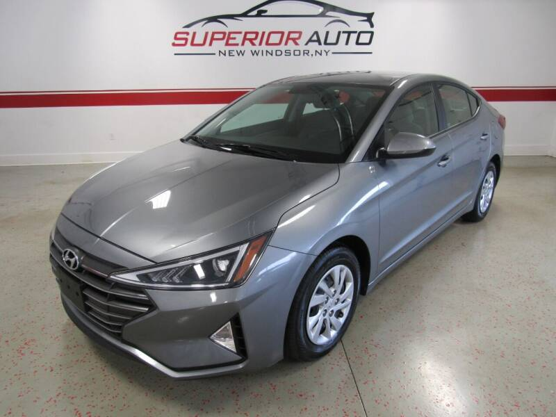 2019 Hyundai Elantra for sale at Superior Auto Sales in New Windsor NY