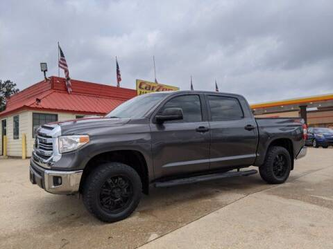 2017 Toyota Tundra for sale at CarZoneUSA in West Monroe LA