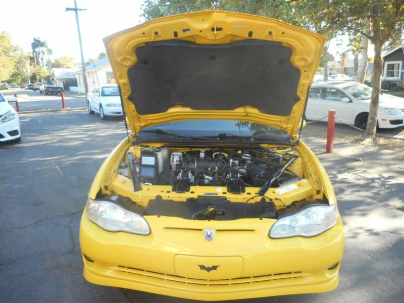 2003 Chevrolet Monte Carlo SS 2dr Coupe - Roseville CA