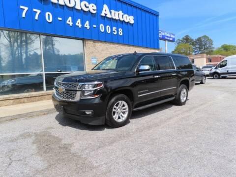 2017 Chevrolet Suburban for sale at 1st Choice Autos in Smyrna GA