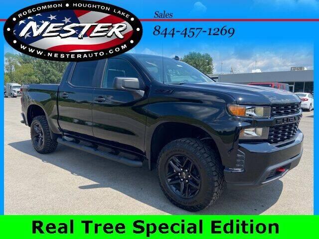 2021 Chevrolet Silverado 1500 for sale in Houghton Lake, MI